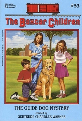 The Guide Dog Mystery (The Boxcar Children, #53) Gertrude Chandler Warner