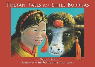 Tashi and the Tibetan Flower Cure  by  Naomi C. Rose