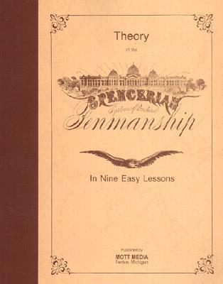 Theory of Spencerian Penmanship  by  Platt Rogers Spencer