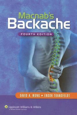 Macnabs Backache David A. Wong