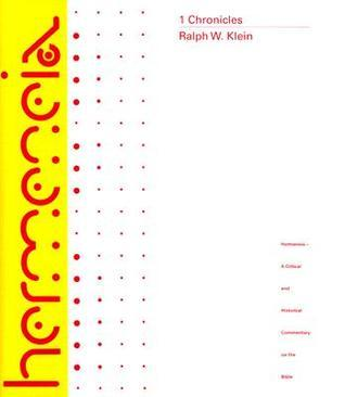 1 Chronicles  by  Ralph W. Klein