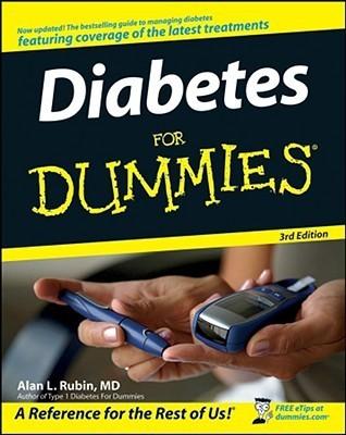Diabetes For Dummies (For Dummies Alan L. Rubin