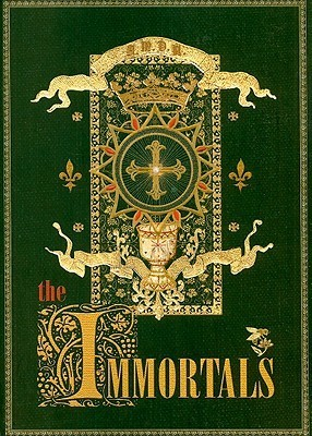 The Immortals: The Revelation of the Immortals, the Highest Rank of Great Church of Love, to Blessed John Blessed John of the Holy Grail