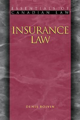Insurance Law Denis Boivin