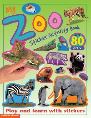 My Zoo Sticker Activity Book: Play and Learn with Stickers Christiane Gunzi