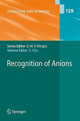 Recognition of Anions Ramon Vilar