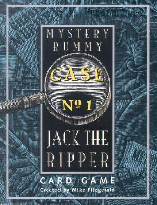 Jack the Ripper Card Game: 62 Cards [With 25 Gavel/36 Evidence/1 Ripper Escapes and Rule Booklet]  by  Mike Fitzgerald