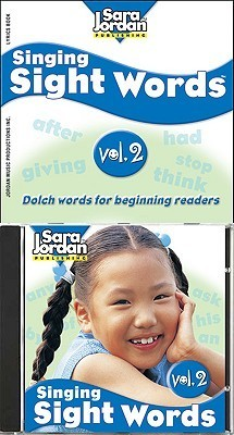 Singing Sight Words vol. 2, CD/book kit Ed Butts