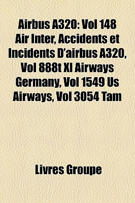 Airbus A320  by  Livres Groupe