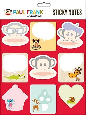 Paul Frank Sticky Notes  by  Paul Frank Industries