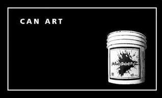 Can Art: Flip Book  by  Santiago Melazzini