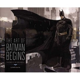 The Art Of Batman Begins Mark Cotta Vaz