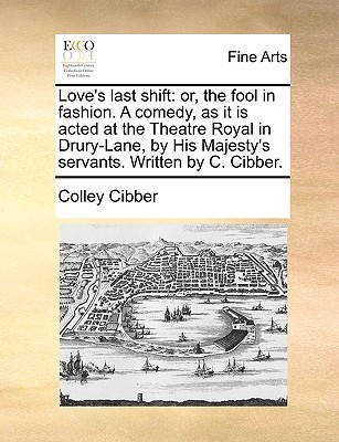 Careless Husband Colley Cibber