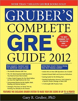 Math Review For The Gmat  by  Gary R. Gruber