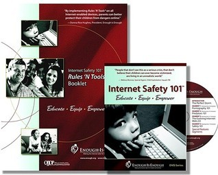 Internet Safety 101: Educate, Equip, Empower [With DVD] Donna Rice Hughes