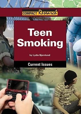 Teen Smoking Lydia Bjornlund