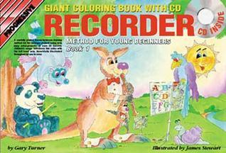 Recorder Method for Young Beginners, Book 1 Gary Turner