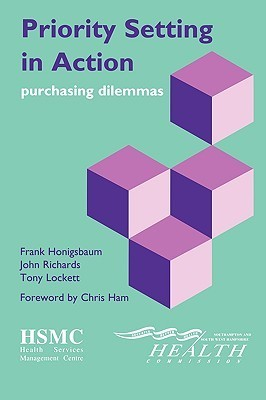 Priority Setting In Action: Purchasing Dilemmas  by  Frank Honigsbaum