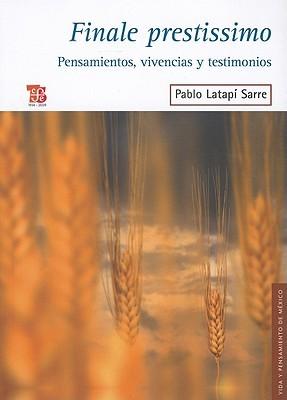 Andante Con Brio.: Memoria de MIS Interacciones Con Los Secretarios de Educacion (1963-2006) Pablo Latapi Sarre
