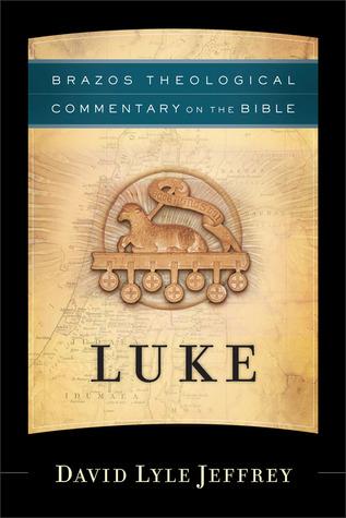 Luke  by  David Lyle Jeffrey