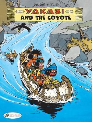 Yakari and the Coyote  by  Derib