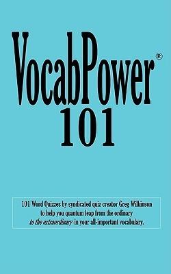 VocabPower 101 Greg Wilkinson