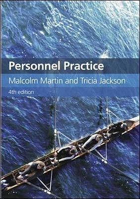 Personnel Practice  by  Malcolm Martin