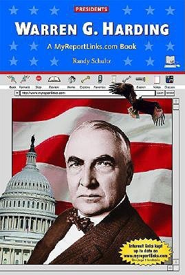 Warren G. Harding  by  Randy Schultz