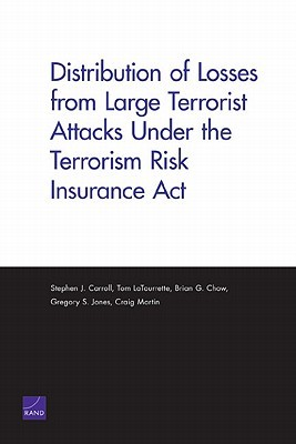 Distribution of Losses from Large Terrorist Attacks Under the Terrorism Risk Insurance ACT  by  Stephen J. Carroll