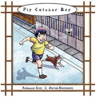 Fly Catcher Boy Rebecca Kool