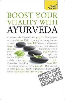 Boost Your Energy with Ayurveda. Sarah Lie Sarah Lie