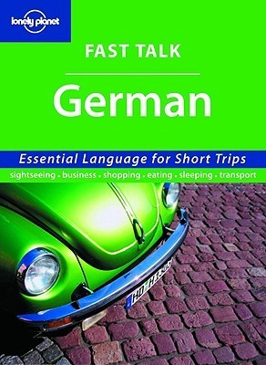 Fast Talk German  by  Branislava Vladisavljevic