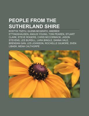 People from the Sutherland Shire: Kostya Tszyu, Glenn McGrath, Andrew Ettingshausen, Angus Young, Toni Pearen, Stuart Clark, Steve Rogers  by  Source Wikipedia