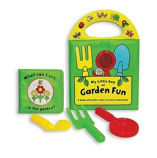My Little Bag of Garden Fun [With Fork, Spade, Sifter]  by  Christine Swift