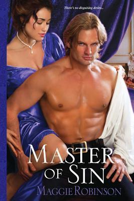 Master of Sin (Courtesan Court, #4)  by  Maggie Robinson