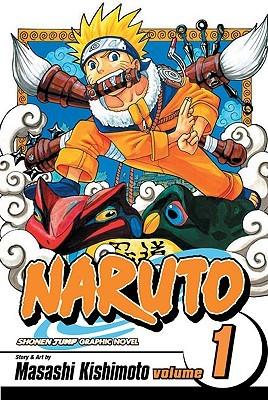 Naruto: Volume 1 (Naruto  by  Masashi Kishimoto