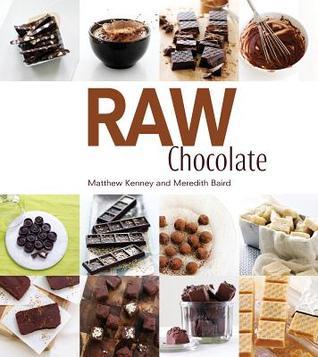 Raw Chocolate Cookbook  by  Matthew Kenney