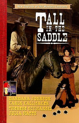 Tall in the Saddle (New Exploits, #4)  by  Barbara Johnson