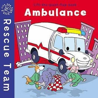 Ambulance  by  Stuart Trotter