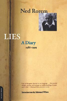 Lies: A Diary 1986-1999  by  Ned Rorem