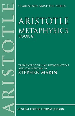 Metaphysics Theta: Translated with an Introduction & Commentary  by  Aristotle