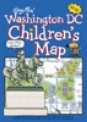 Washington DC Childrens Map  by  Kourtney Harper