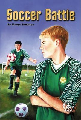 Soccer Battle  by  Margo Sorenson