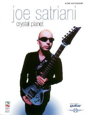 Joe Satriani - Crystal Planet  by  Joe Satriani