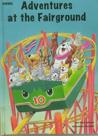 Gosig. Avventure al lunapark  by  Karin Salmson