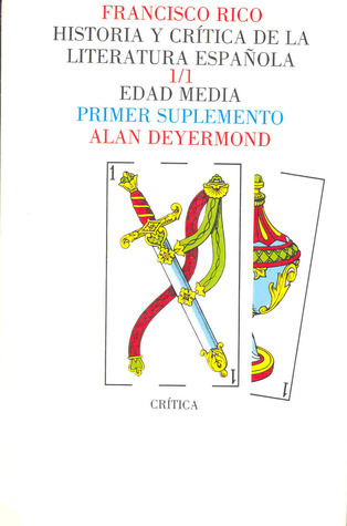 Edad Media. Suplemento Alan D. Deyermond