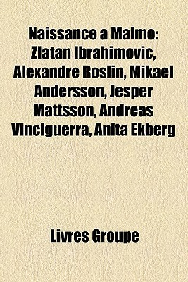 Naissance Malm  by  Livres Groupe