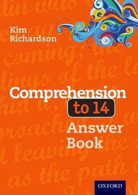 Comprehension to 14: Answer Book  by  Geoff Barton