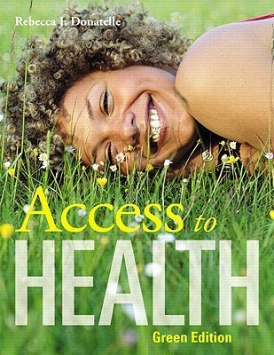 Health: The Basics   Custom Edition For Ventura College (Hed V93)  by  Rebecca J. Donatelle