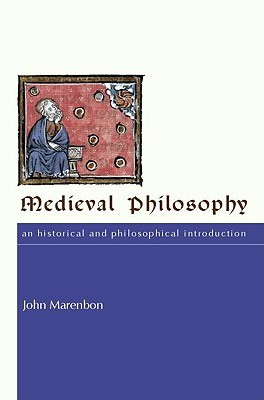 Later Medieval Philosophy (1150-1350): An Introduction  by  John Marenbon